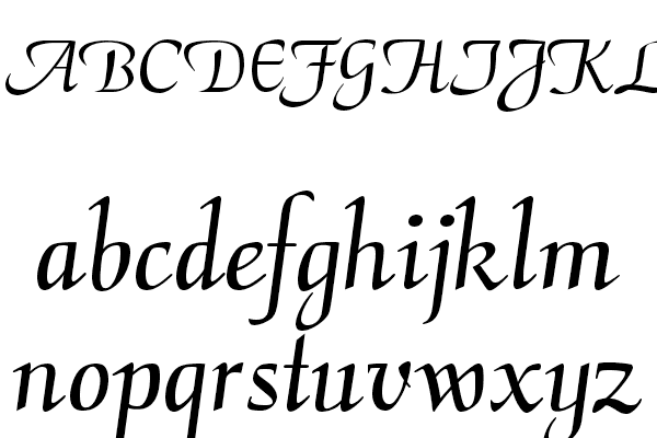 Free calligraphy fonts for designers premium