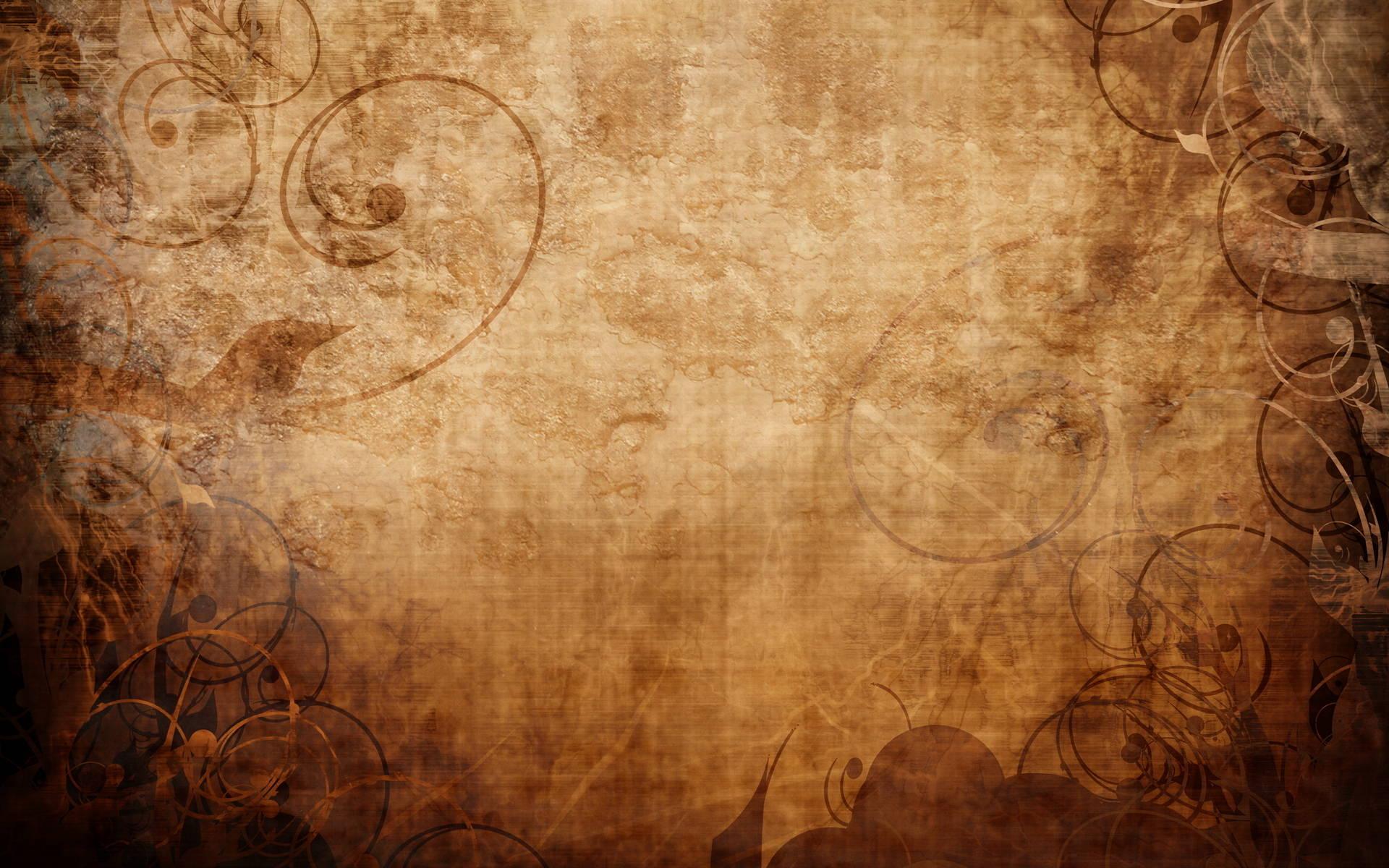 Fond d'écran vintage brun
