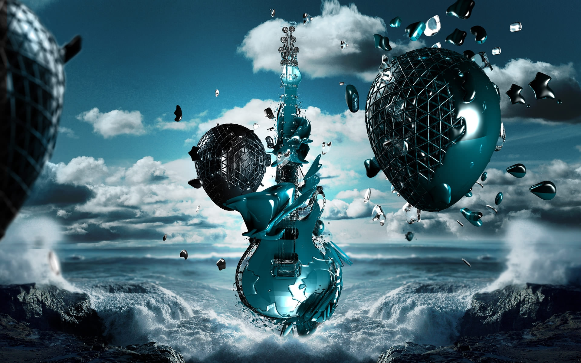 3d-Music-Wallpapers