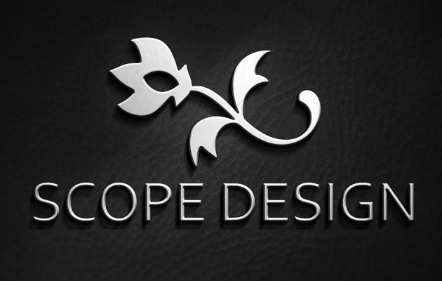 45+ Free Realistic Metal Logo PSD Design Mockups | Free Creatives