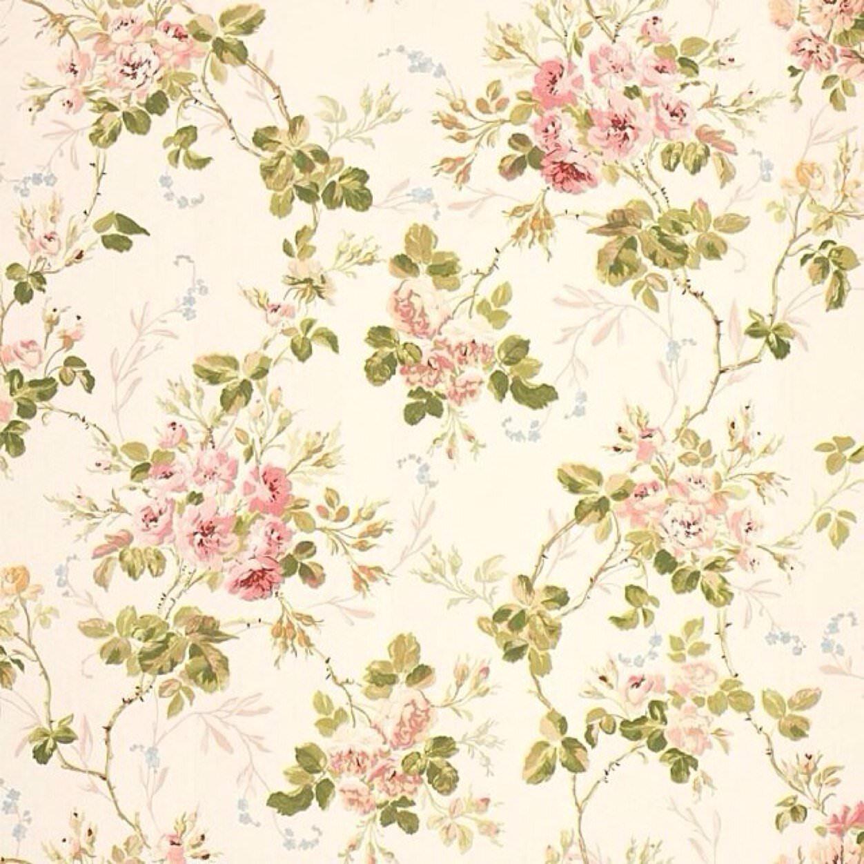 Download 15 free floral vintage wallpapers for Floral wallpaper for home