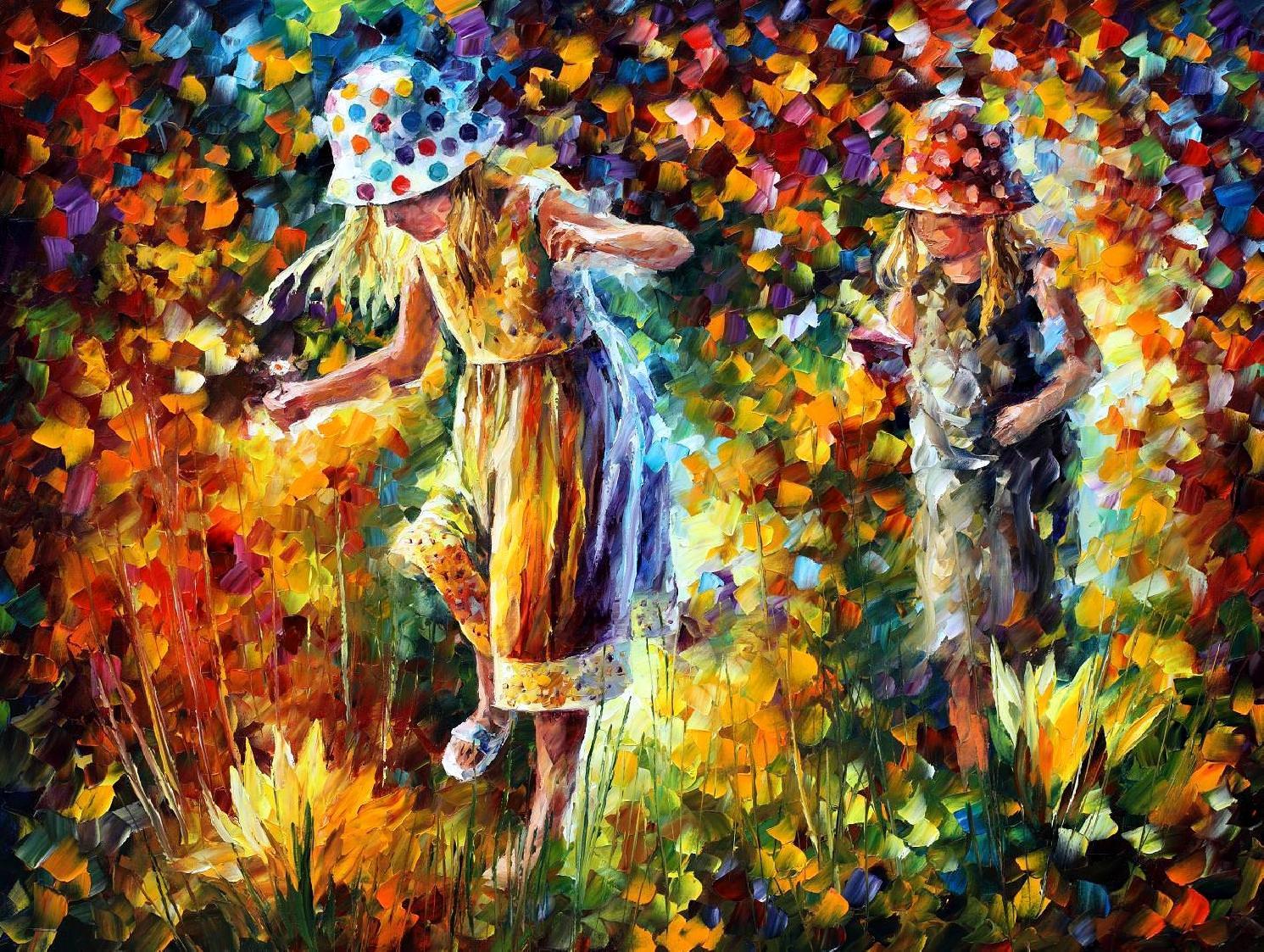 30 oil paintings for Best mural artist