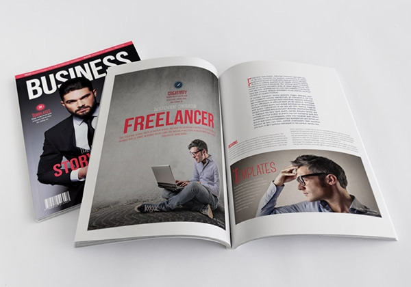 10 Best Magazine Design Templates in PDF | | FreeCreatives