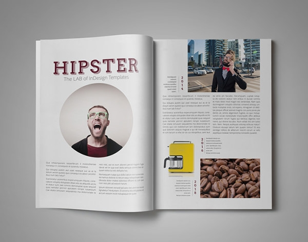 10 best magazine design templates in pdf freecreatives for Designs magazine