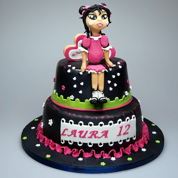Birthday Cake Images For A : 10 Creative Birthday Cake Designs