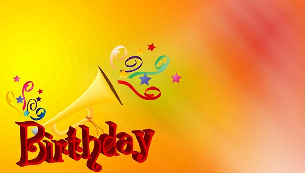 70 Best Birthday Backgrounds Collection Freecreatives