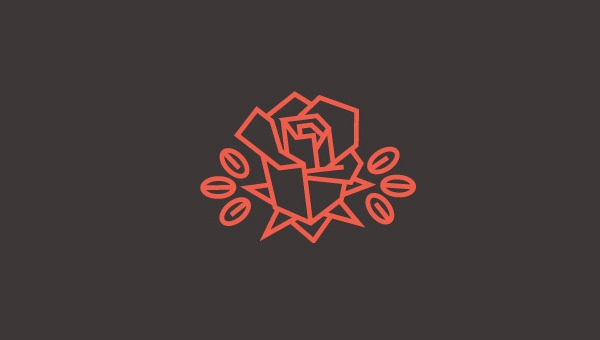 30 Awesome Rose Logo Designs