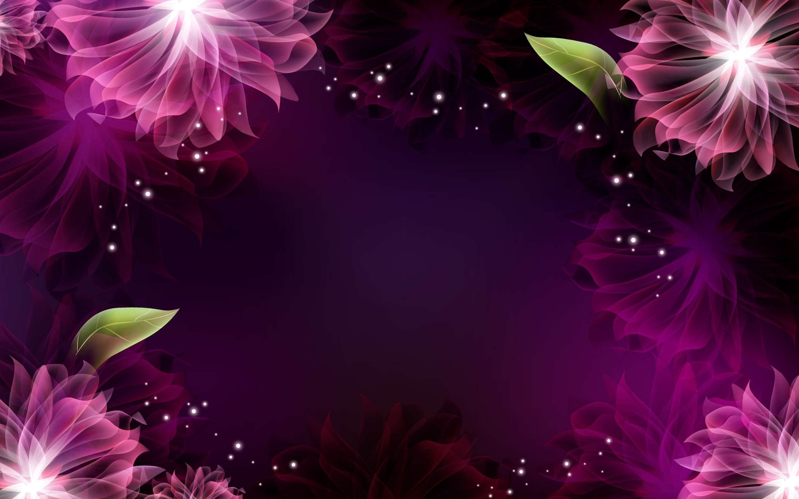 pretty purple flower wallpaper - photo #21