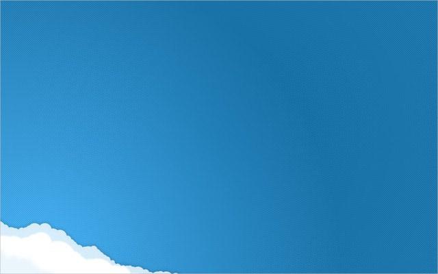 15  plain blue backgrounds