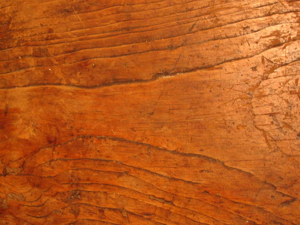 Wood Table Kitchen Background