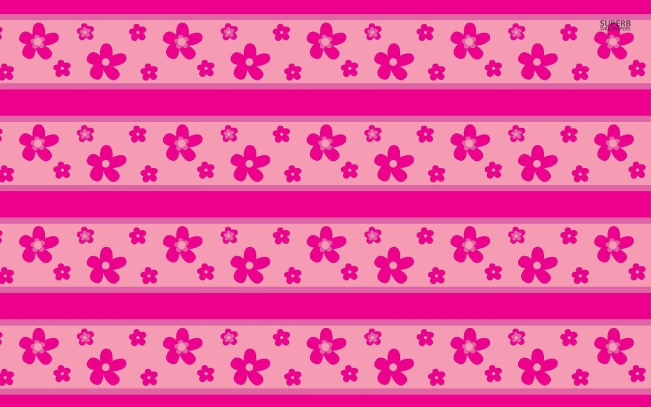 pink flower wallpaper pattern - photo #20