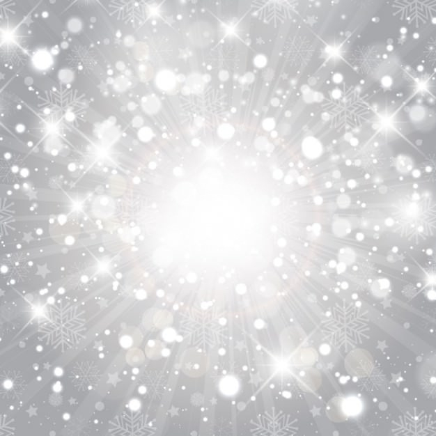 Shining silver color background
