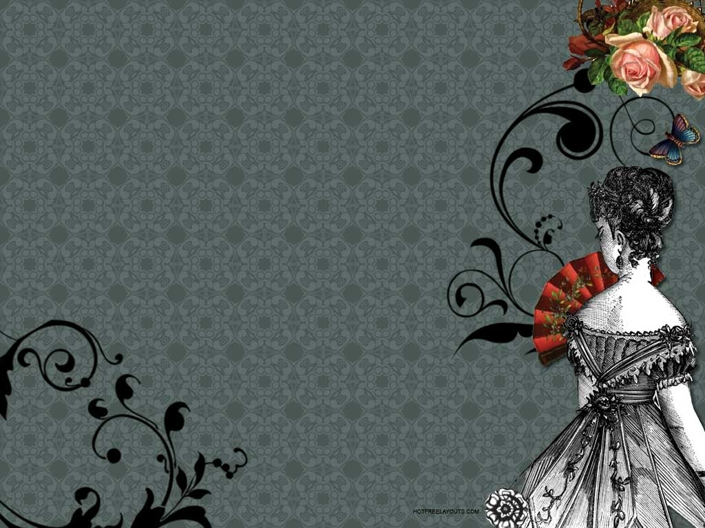 15  vintage victorian backgrounds