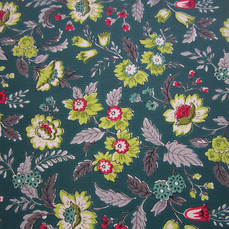 18+ Vintage Floral Wallpapers