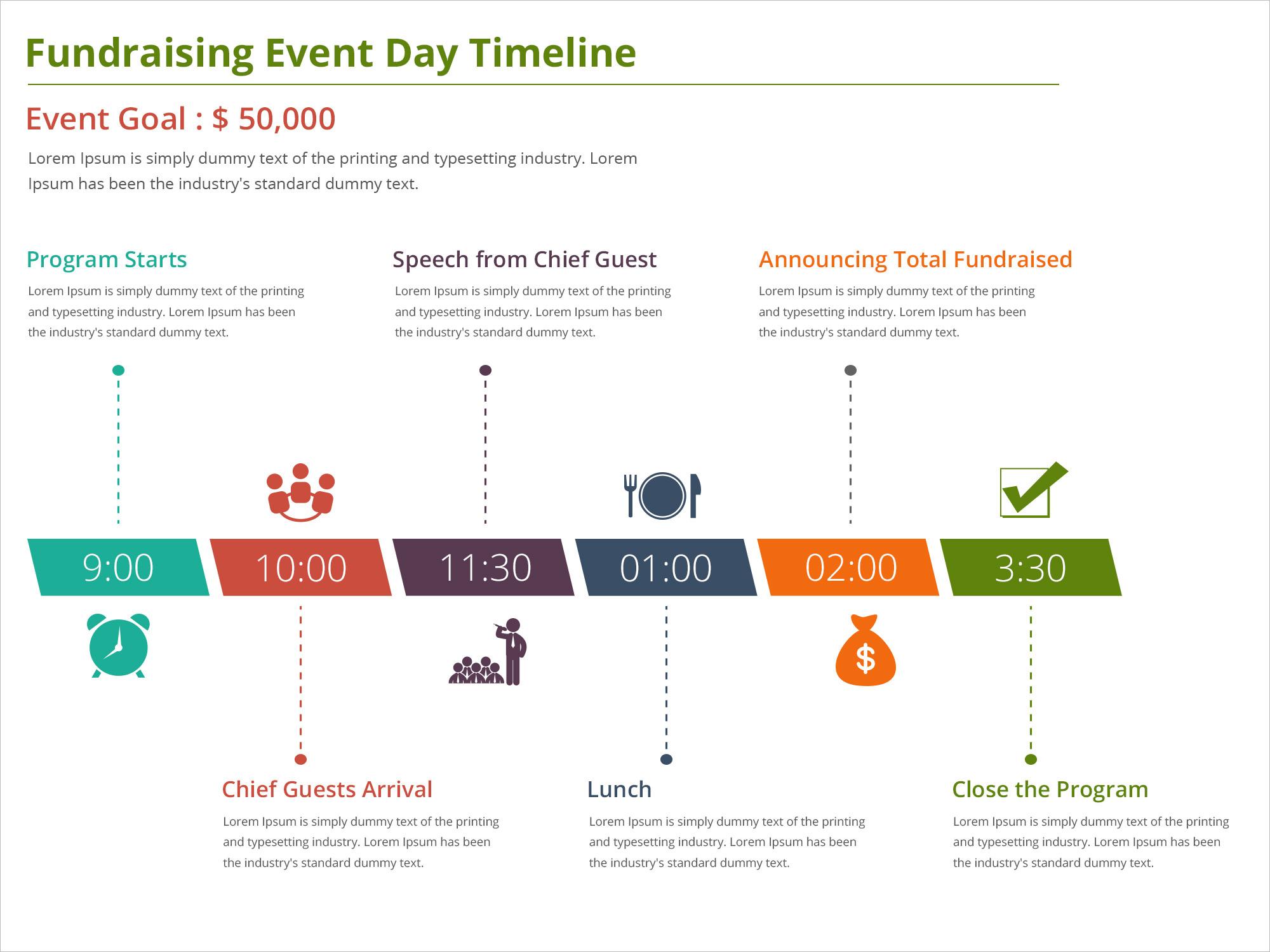 Free Timeline Template Designs Freecreatives