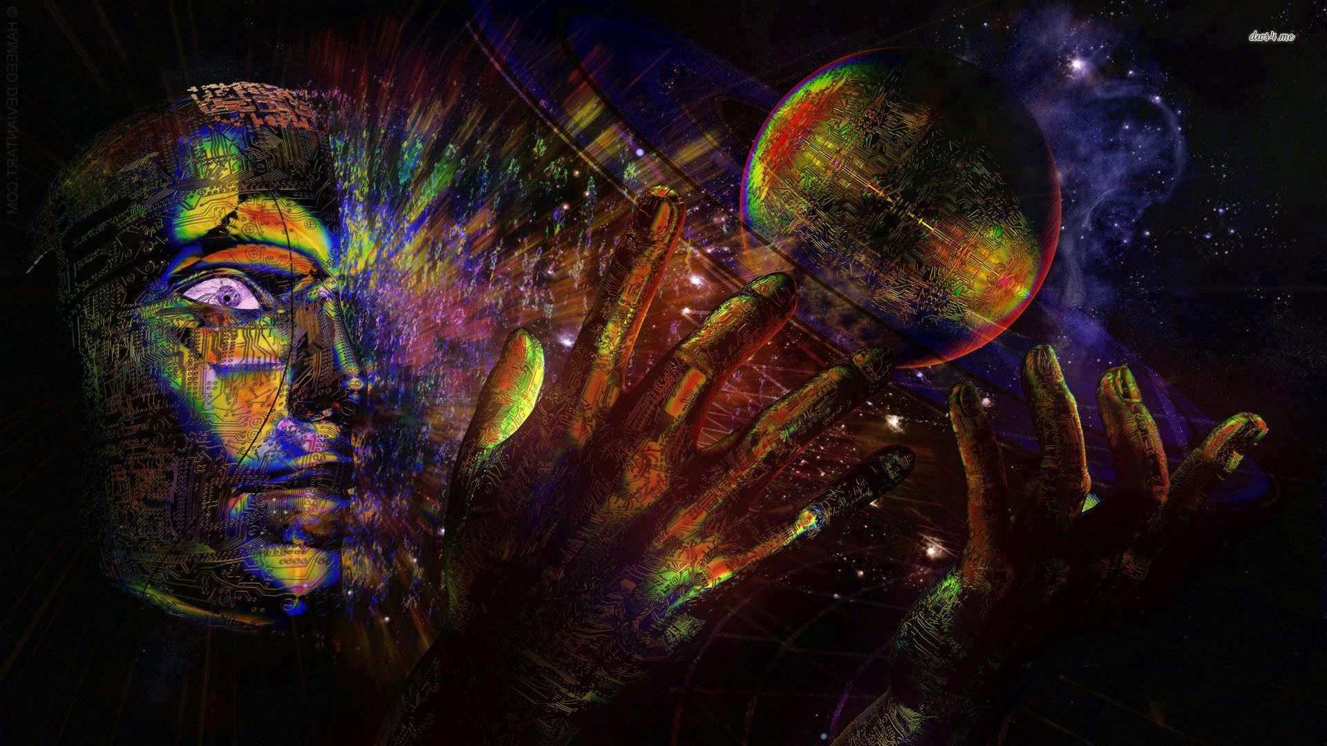 18+ Psychedelic Backgrounds, Wallpapers, Images ...