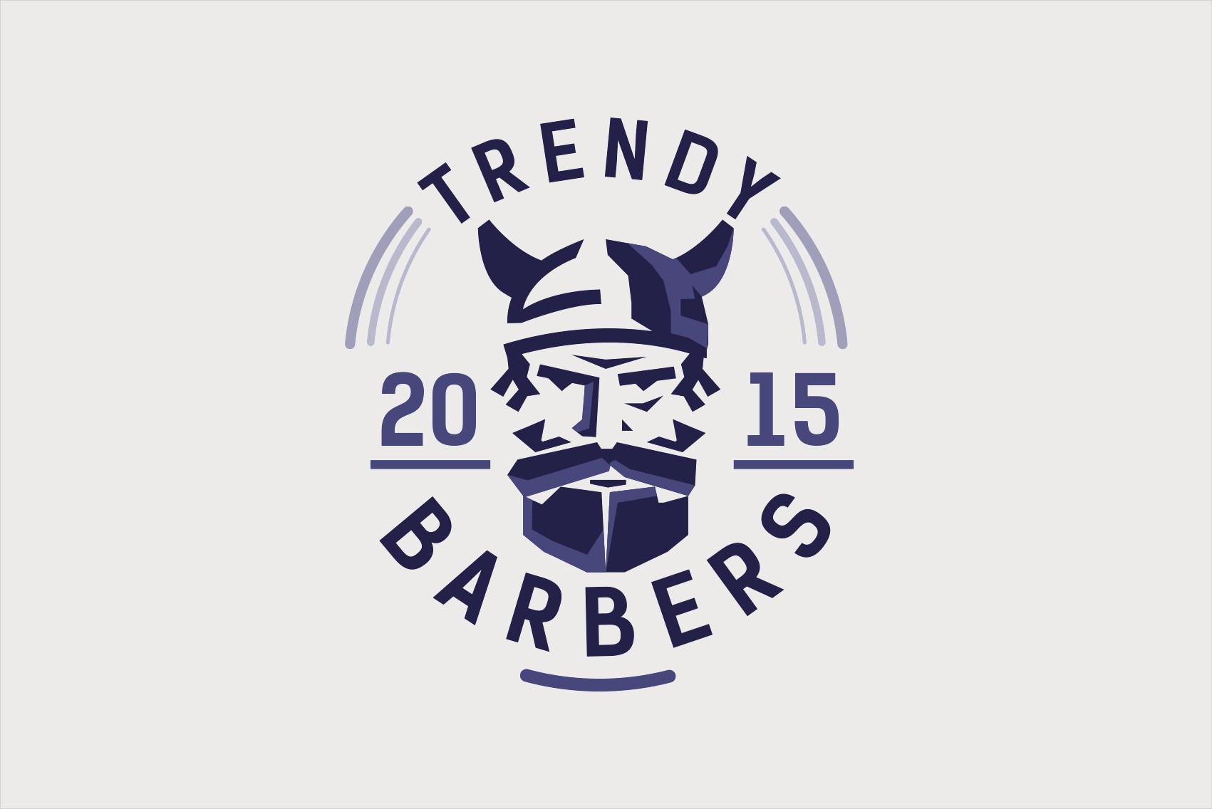 barber logo design - photo #14
