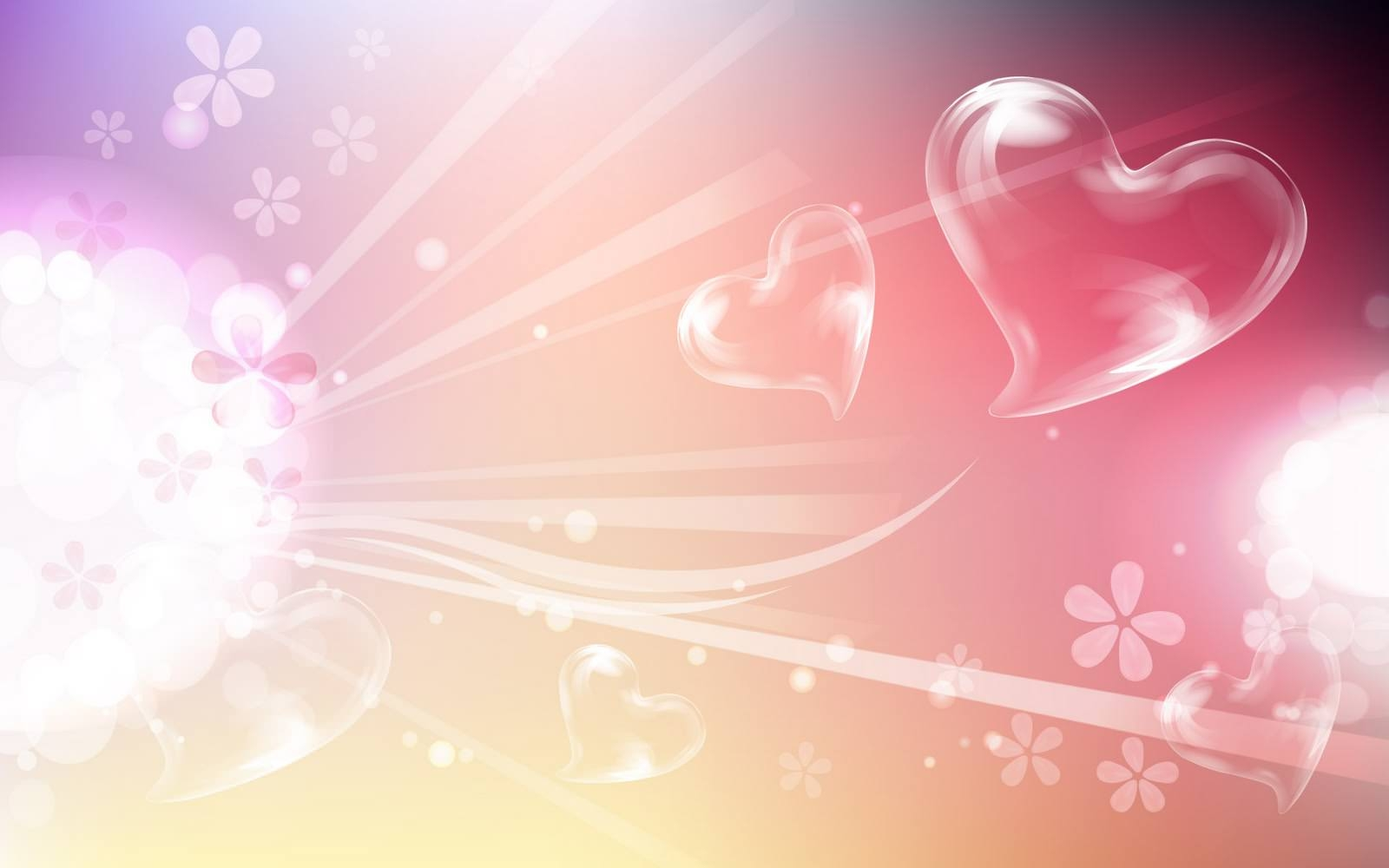 22 love backgrounds heart wallpapers images