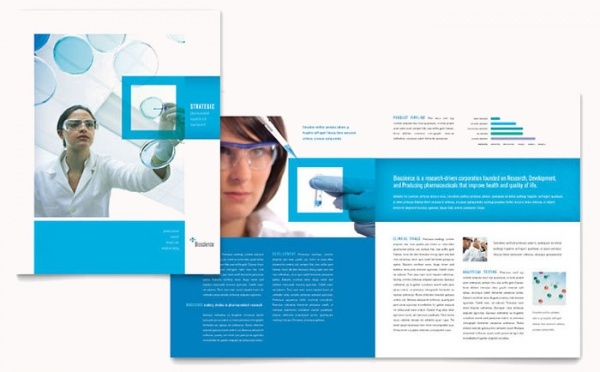 Science Brochures Editable Psd Ai Vector Eps Format Download Freecreatives