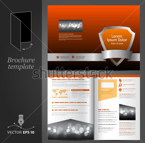 Security Company Brochure Templates Download Guitar Download For