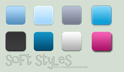 8 Soft Styles