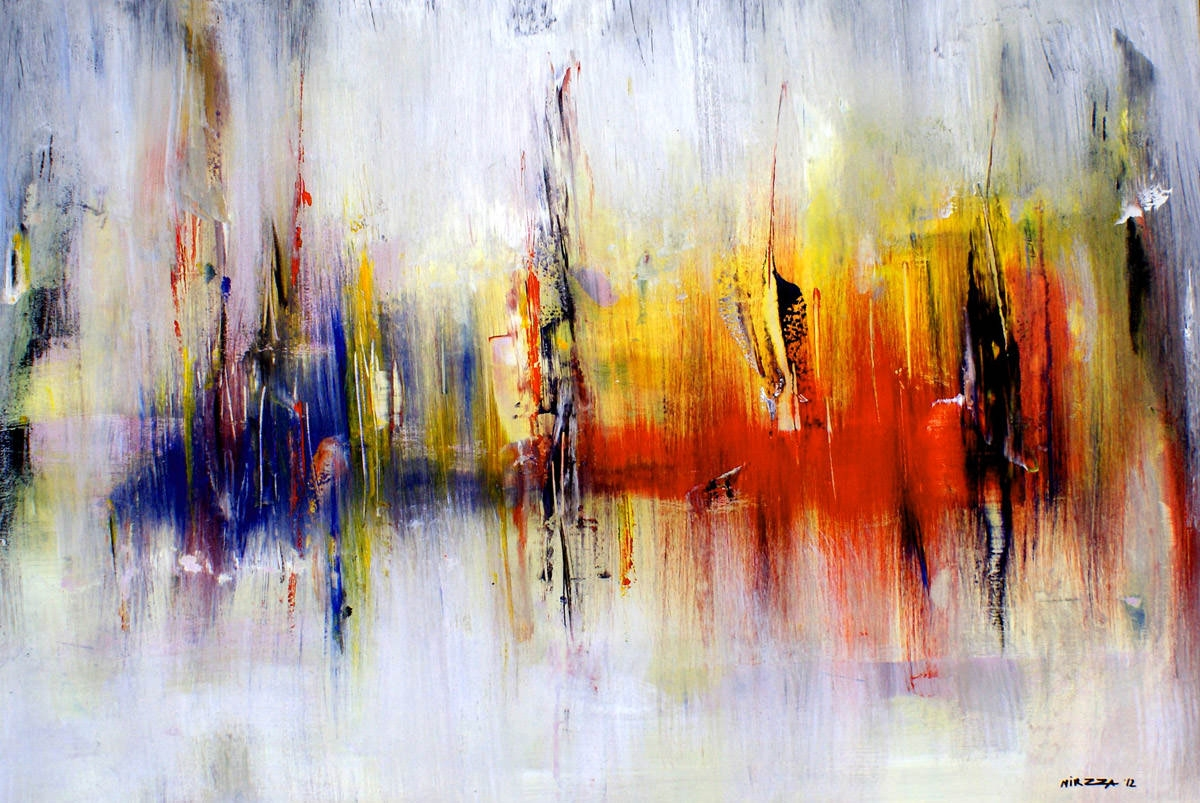 Printable Abstract Art Paintings  - Abstract Art Painting