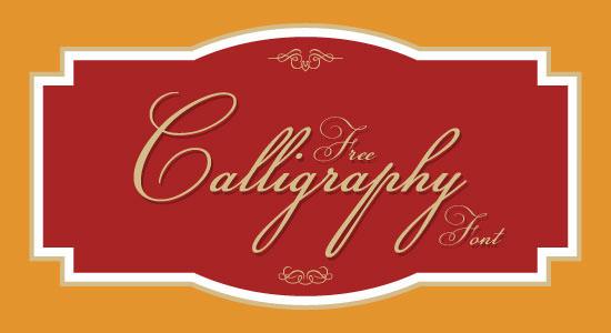 Champignon-Best-Beautiful-Free-Calligraphy-Font-2013