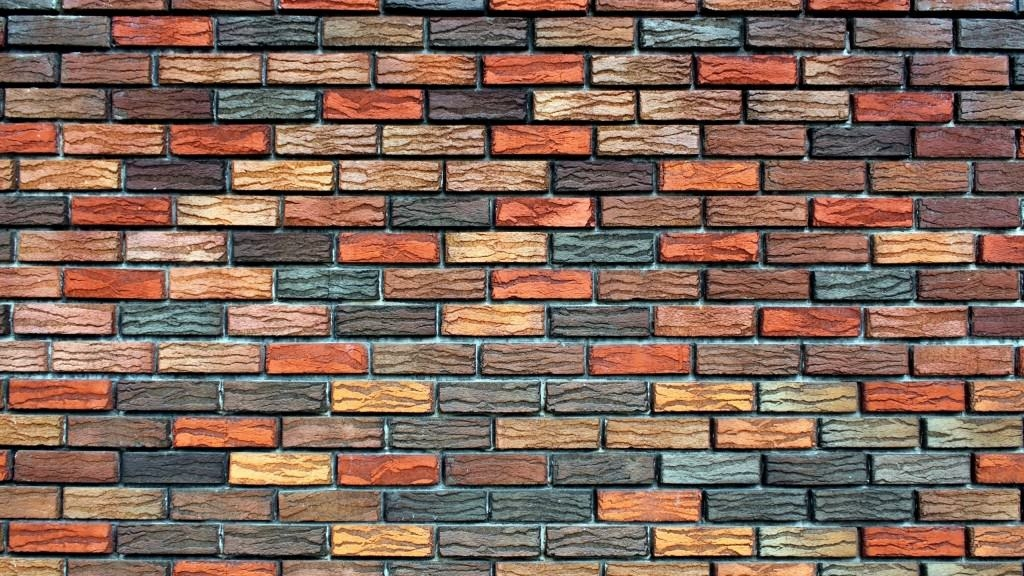 Coloured brick