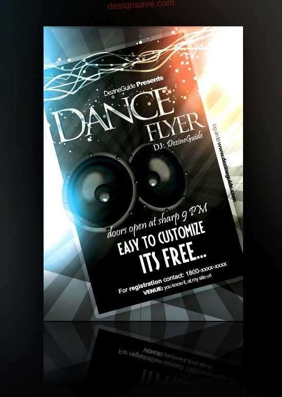 Dance Flyer – Poster Template
