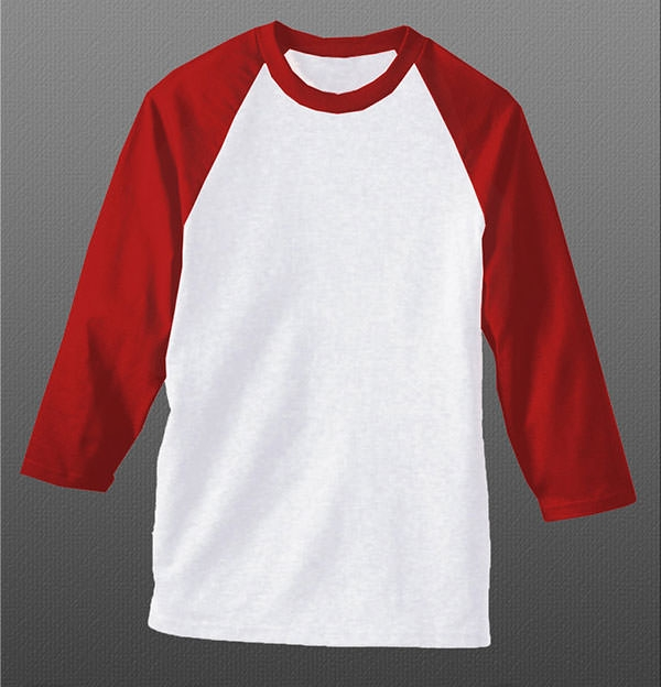 Full Sleeve T-shirt Mock-up PSD