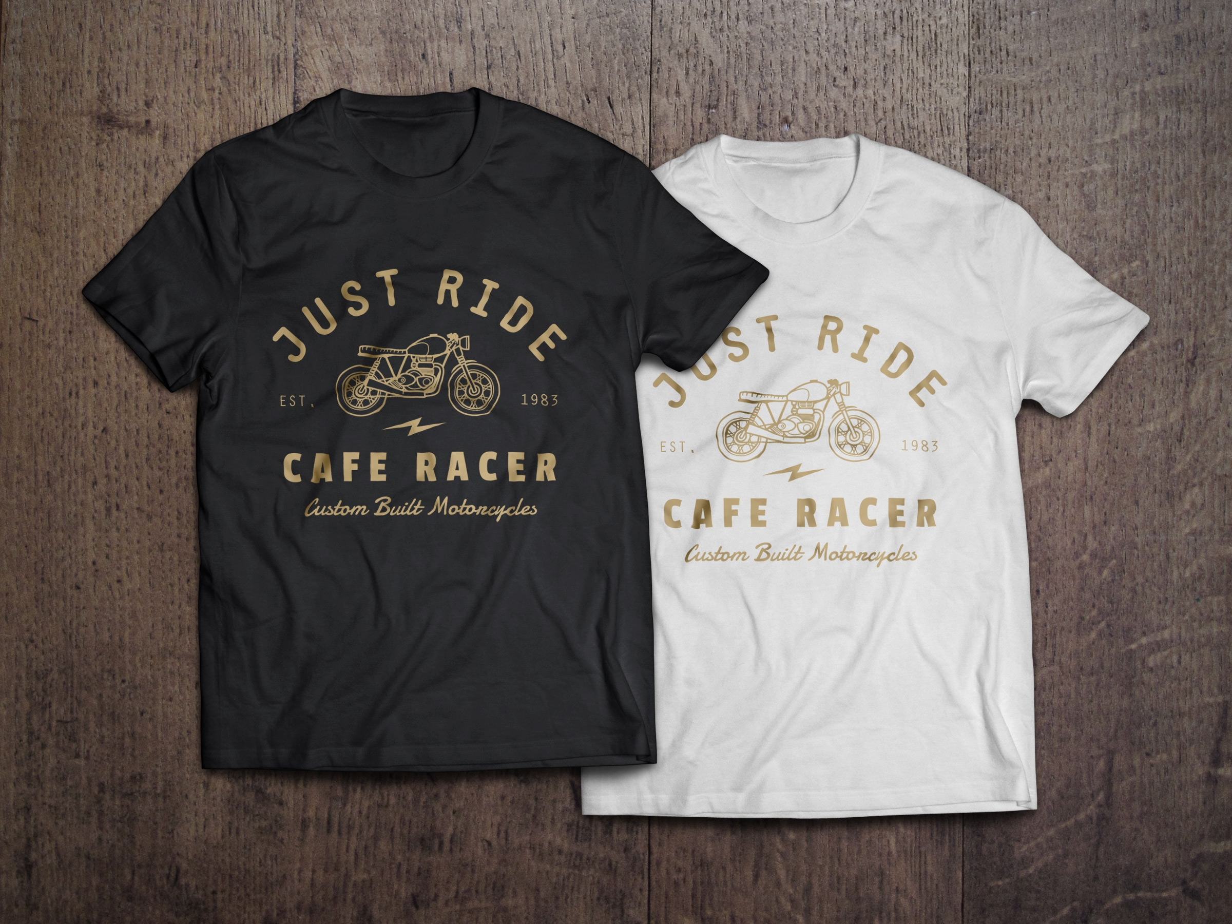 GRAPHICBURGER T-SHIRT MOCKUP PSD