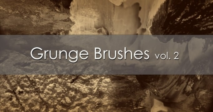 Grunge Brushes – Volume 2