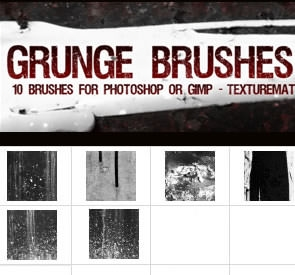 HQ Grunge Brushes