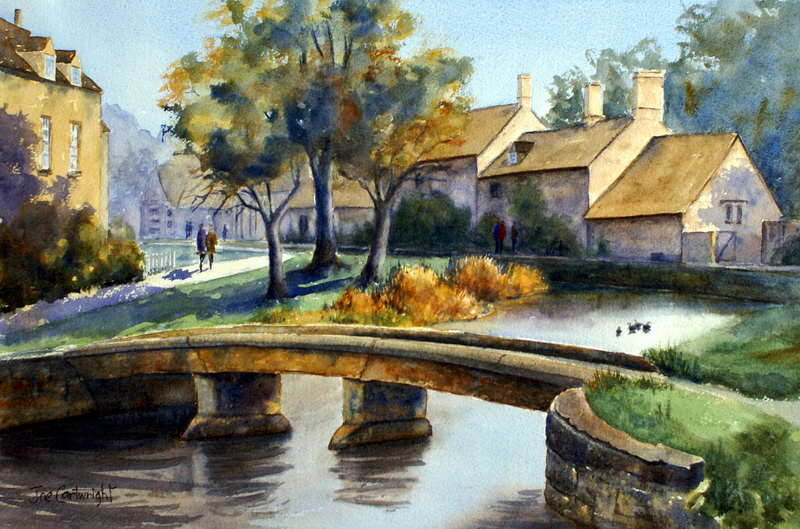 30 Water Colour Paintings FreeCreatives