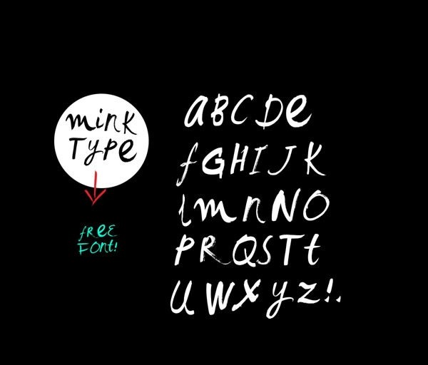 Mike-type-font