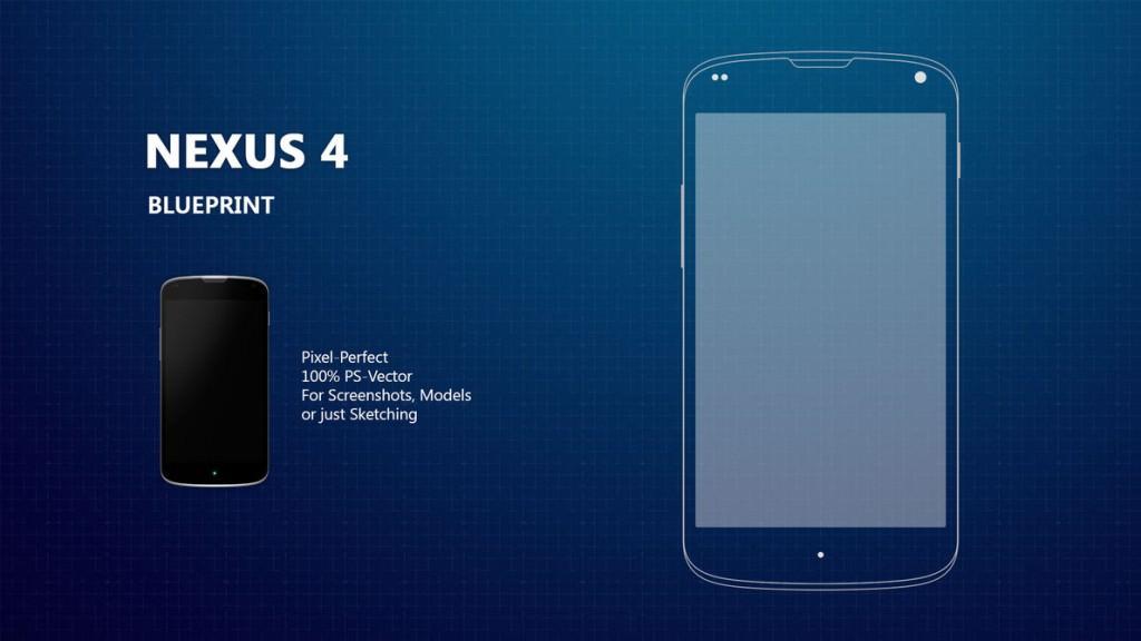 Nexus 4 Blueprint
