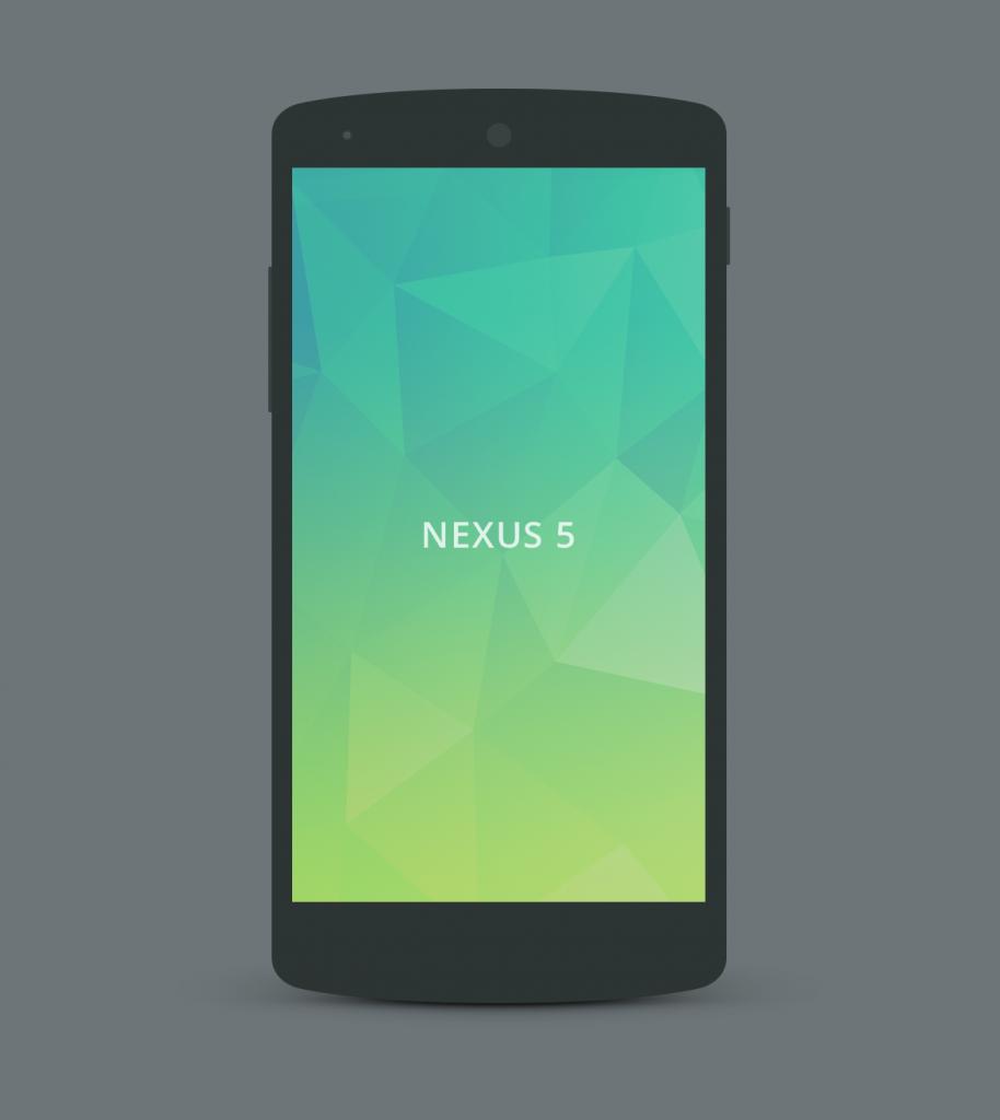 Nexus 5 Mockup2