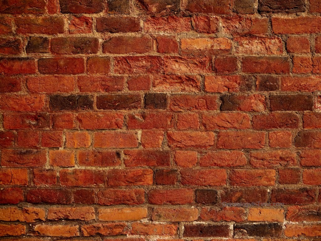 Swedish brick wall