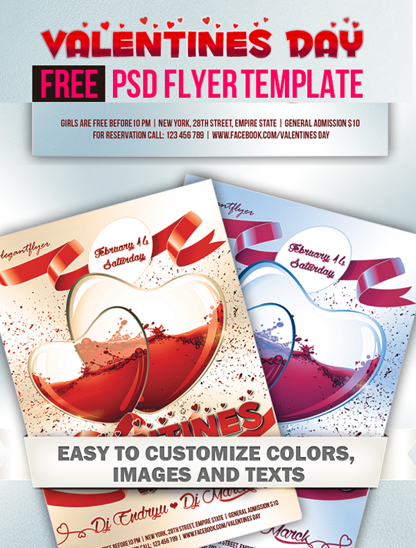 Valentines-Day-–-Club-and-Party-Free-Flyer-PSD-Template