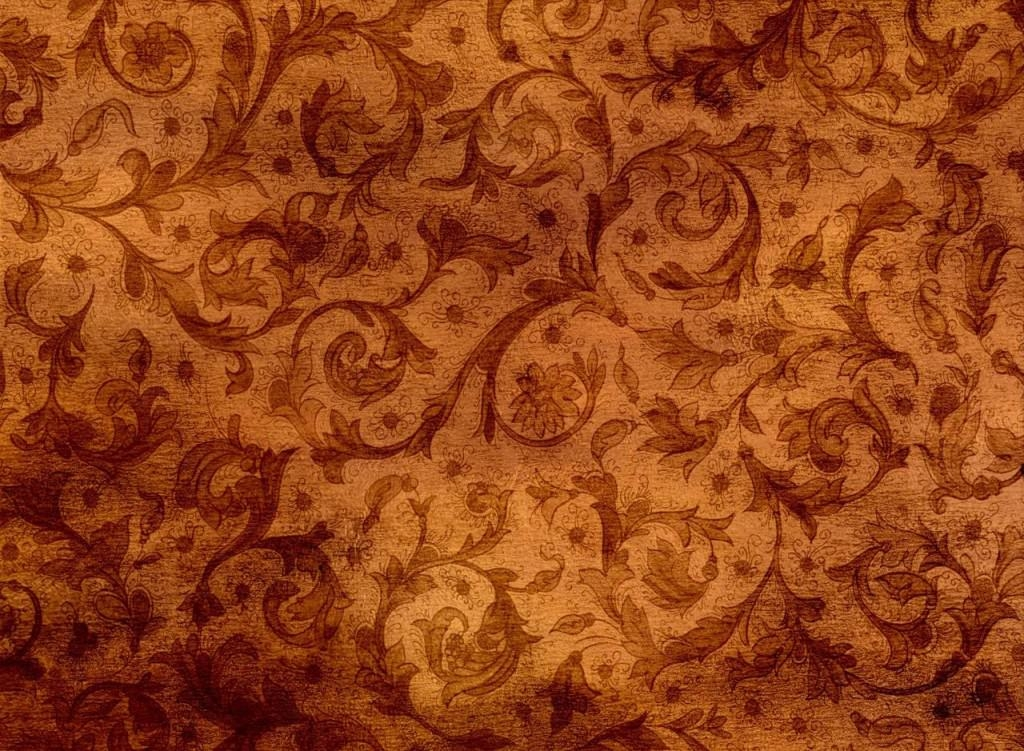 Vintage-Background-Antique-Gold-Floral-Pattern