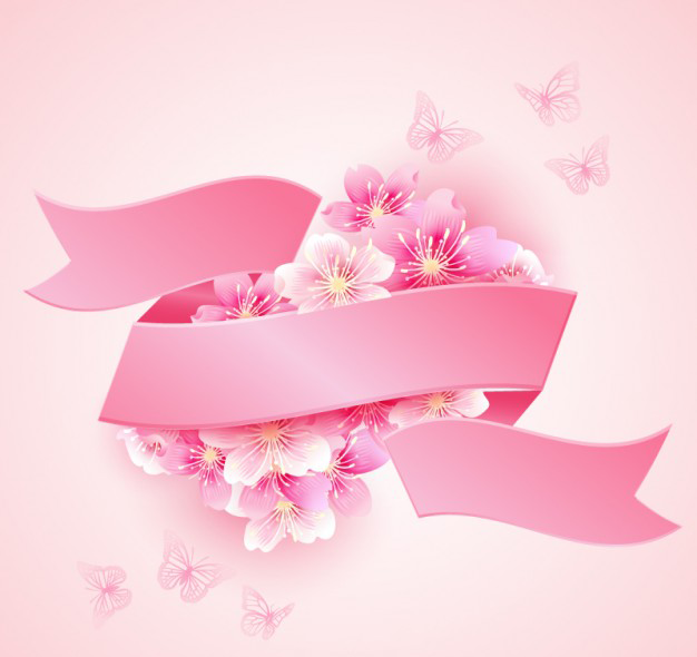 cherry-blossoms-with-a-pink-ribbon