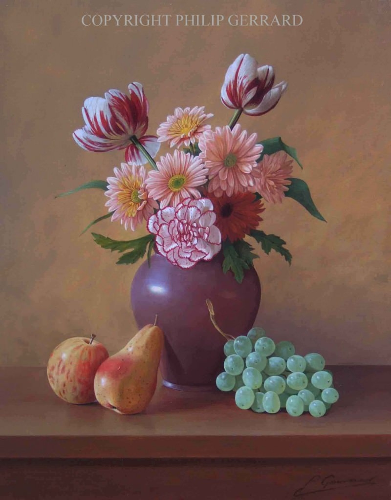FLOWER-PAINTINGS-PRINT-FRUIT-STILL-LIFE