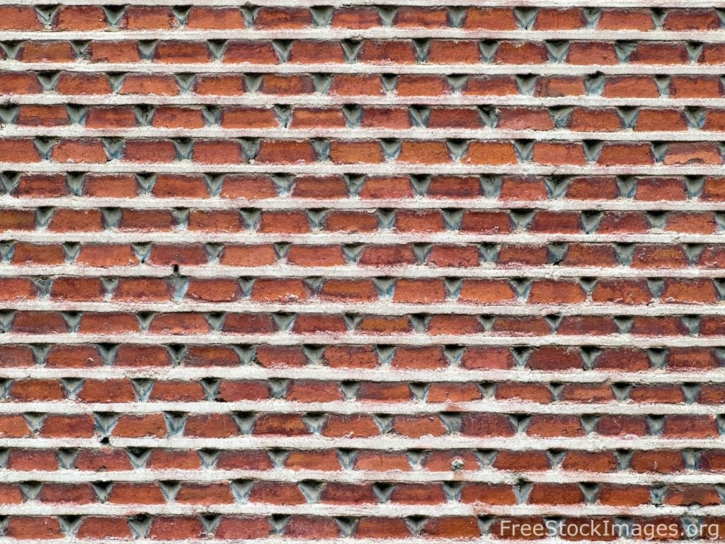 free-stock-images-brick-wall-background