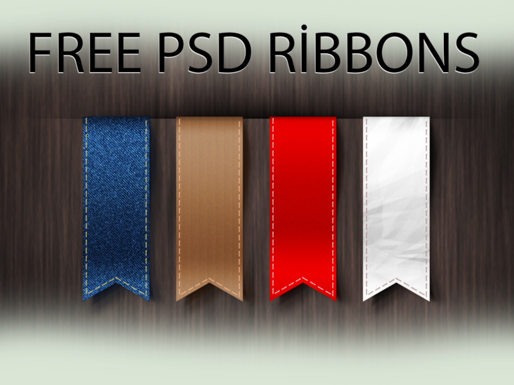 free_vertical_ribbons_template_