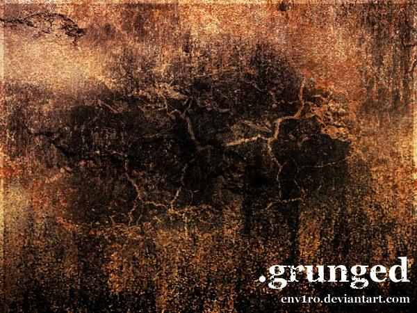 _grunged