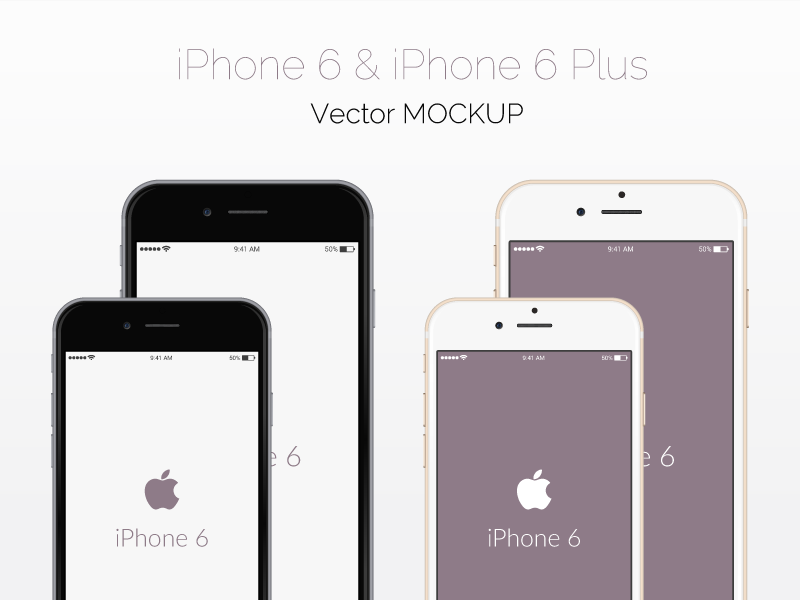 iPhone 6 Mockup1