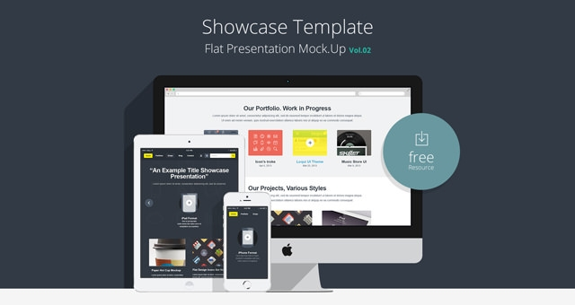 -showcase-template