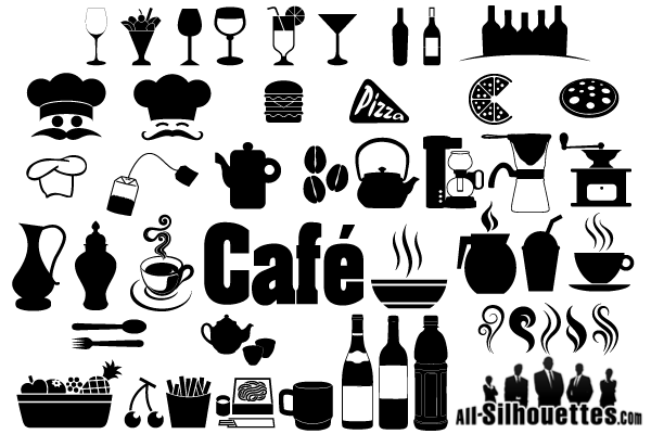 vector_cafe_icons_symbols