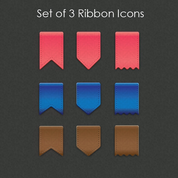 vector_ribbon_icons