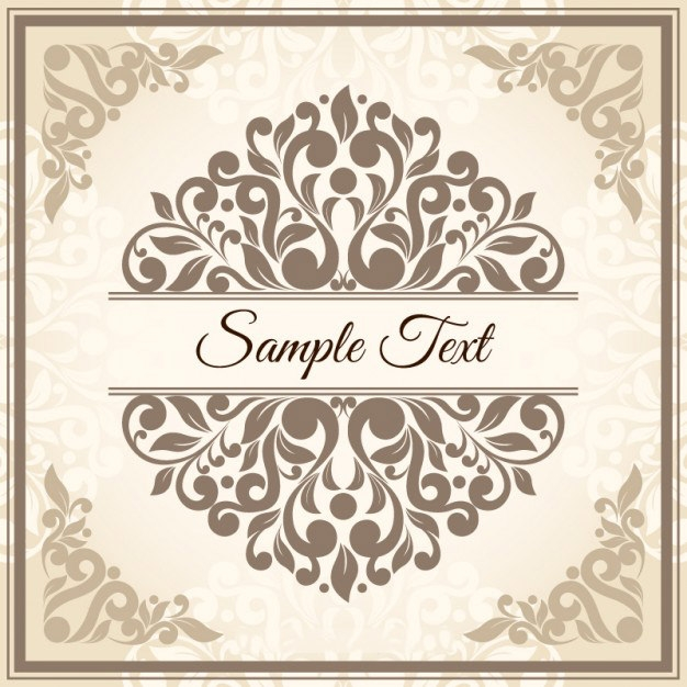 vintage-damask-style-template